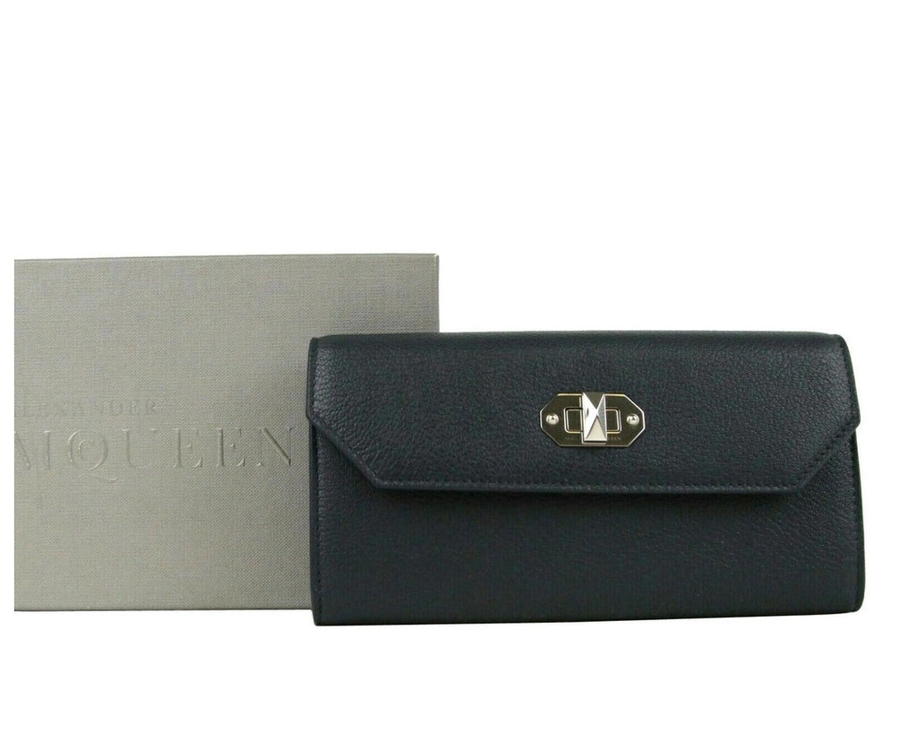 Alexander McQueen Continental Wallet - Original Box
