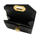 Alexander McQueen Card Holder Leather - Made In Italy