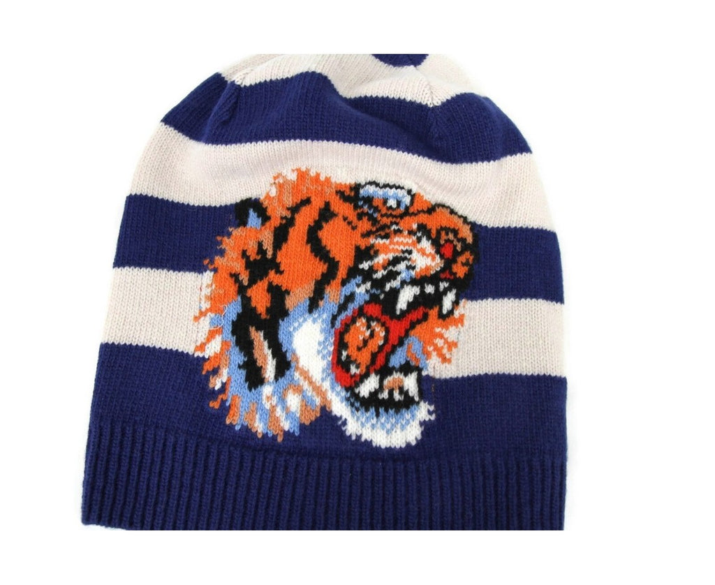 Gucci Beanie Tiger Head Hat for Men - Front