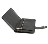 Alexander McQueen Coin Purse Leather - Fold Feature