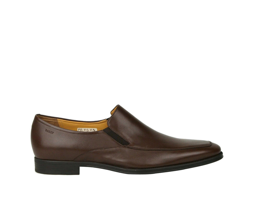 Bally Slip On Loafers Calf Leather - Trendy Shoes