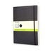 Moleskine XL Soft Cover Black Plain Notebook