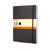 Moleskine XL Soft Cover Black Ruled Notebook