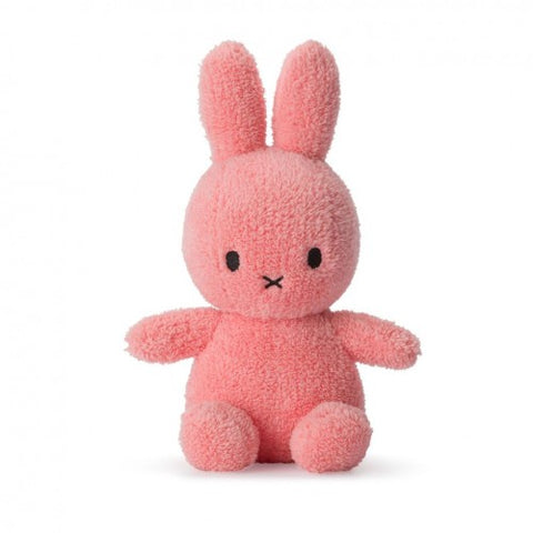 Miffy Small Terry Pink Soft Toy
