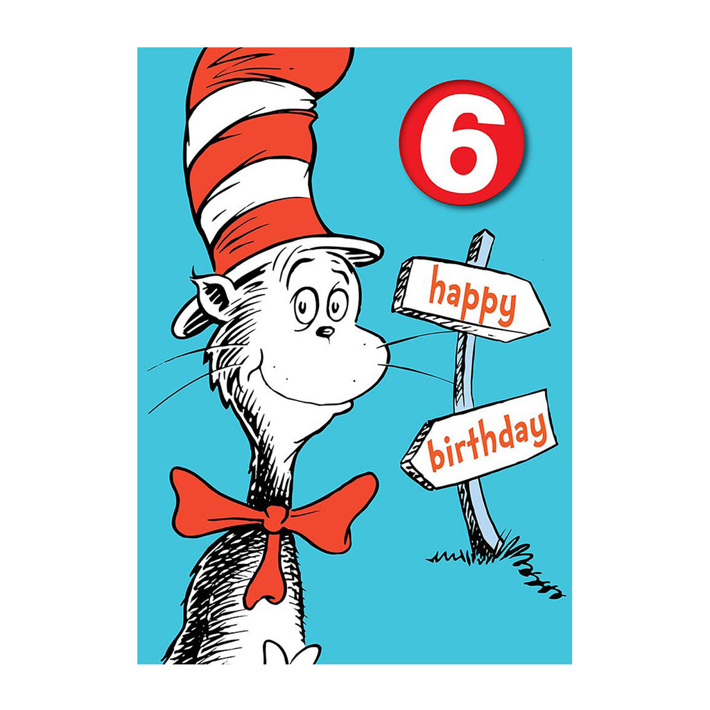 Happy 6th Birthday Dr Seuss