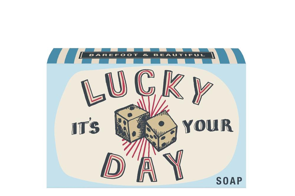 Juniper & Lime 'It's Your Lucky Day' Soap Bar