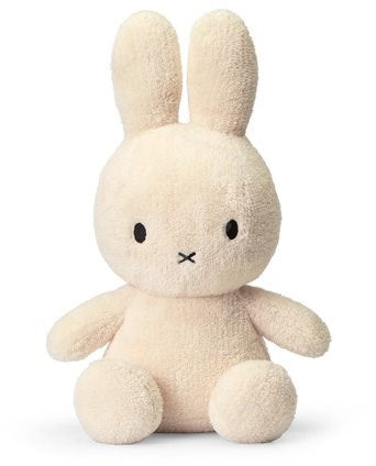 Miffy Small Terry Cream Soft Toy