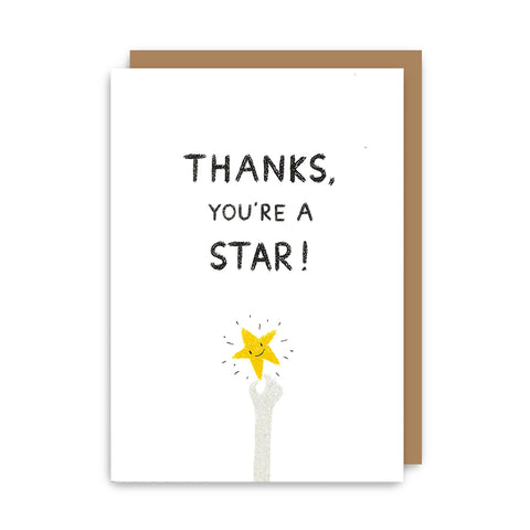 Thanks, You're A Star