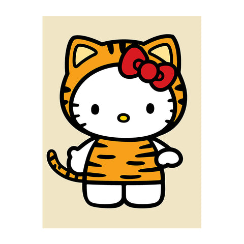 Hello Kitty Mini Card