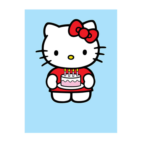 Hello Kitty Gift Tag