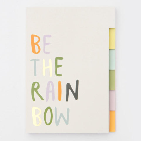 Caroline Gardner 'Be The Rainbow' Notebook
