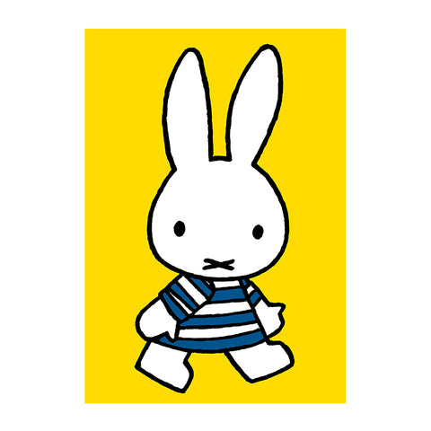 Gift Tag Miffy
