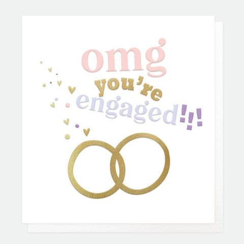 OMG You're Engaged!!!