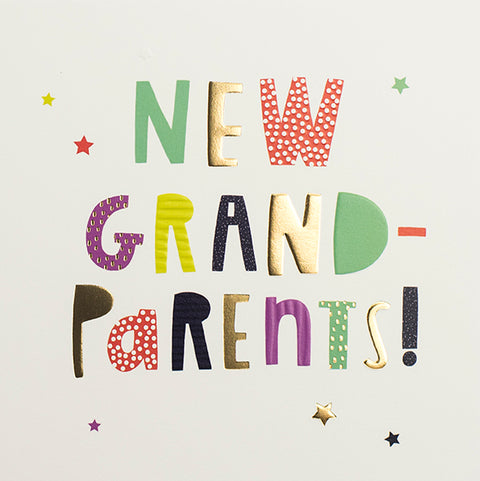 New Grand-Parents!
