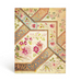 Filigree Floral Ivory Ultra Flexi Journal