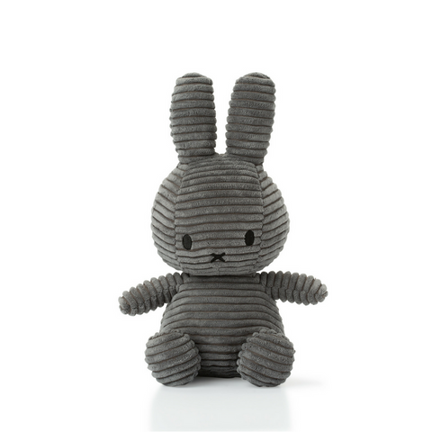 Miffy Grey Soft Toy