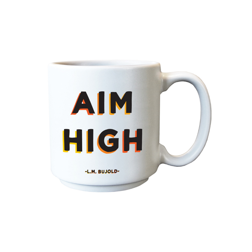 Aim High Espresso Mug