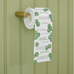 Botanical Christmas Sprout Jokes Toilet Roll