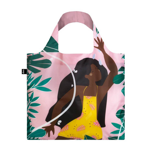 Loqi Celeste Wallaert's Joyful and Free Tote Bag