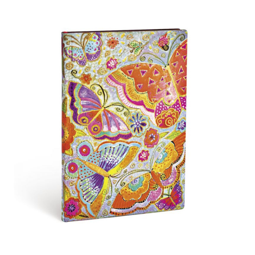 Paperblanks Flutterbyes Midi Flexi Journal