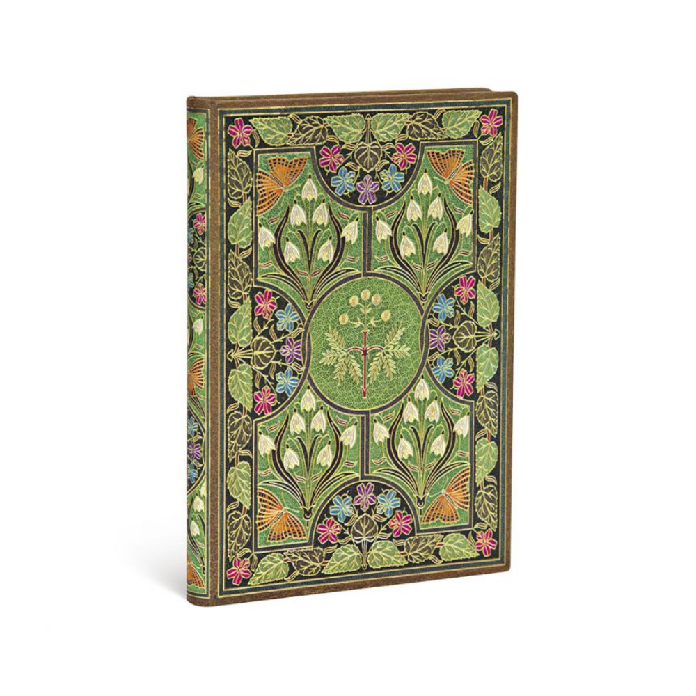 Paperblanks Poetry In Bloom Midi Address Book
