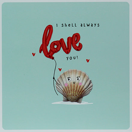 I Shell Always Love You