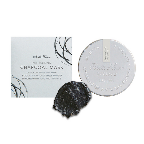 Charcoal Revitalising Face Mask
