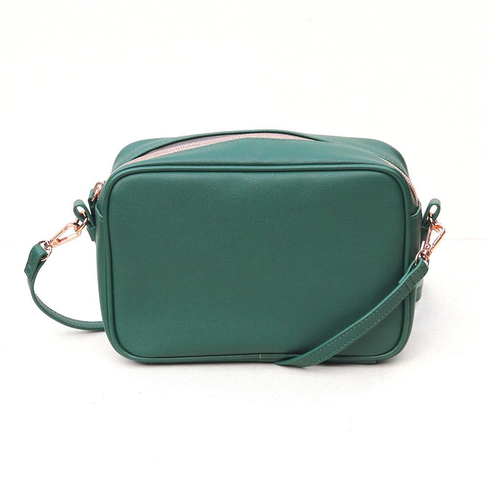 Caroline Gardner Green Bag