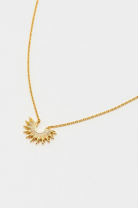 Estella Bartlett Sunburst Necklace