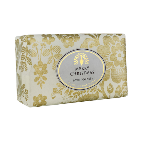 Frosted Garden Festive Wrapped Soap