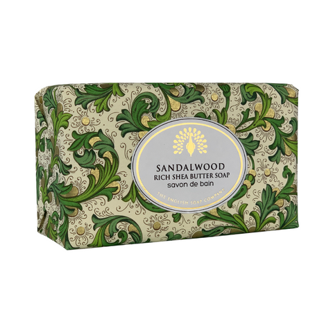 Sandalwood Vintage Wrapped Soap