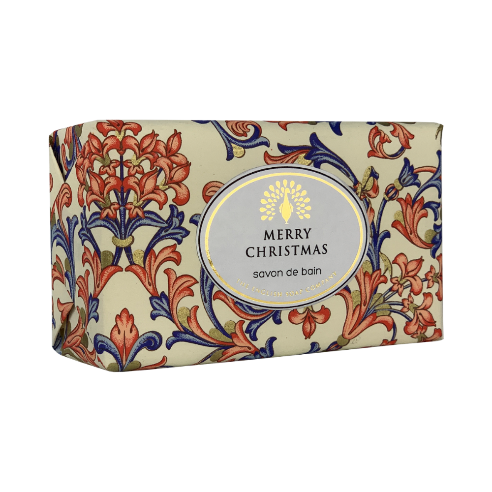 Christmas Fig Festive Wrapped Soap