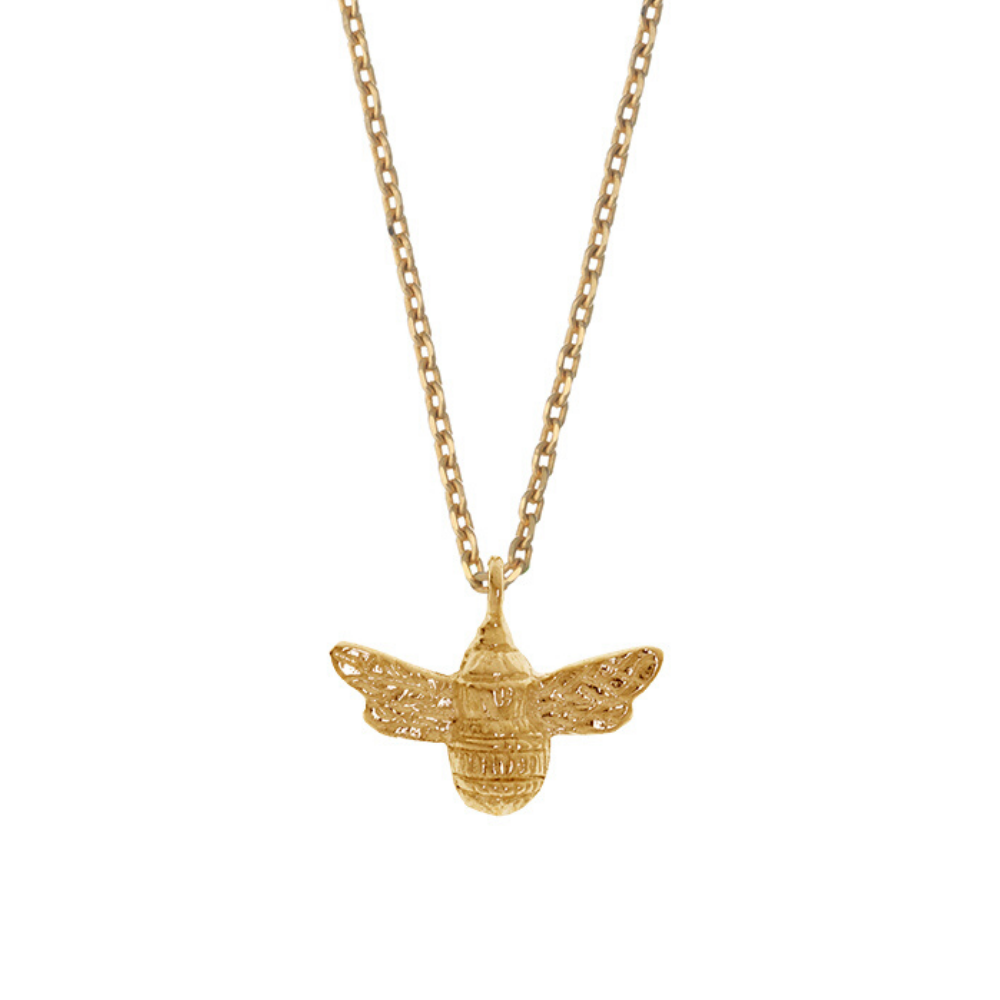 Estella Bartlett Bee Gold Plated Necklace