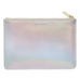 Estella Bartlett 'Shine Bright' Iridescent Medium Pouch
