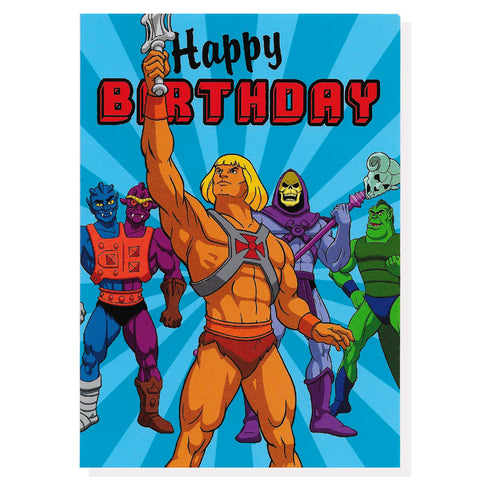 Happy Birthday He-Man
