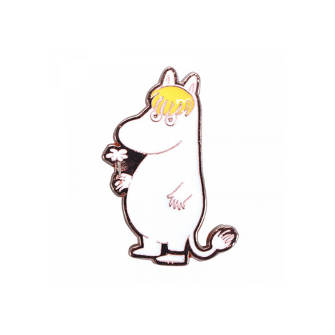 Moomin Pin Badge - Snorkmaiden