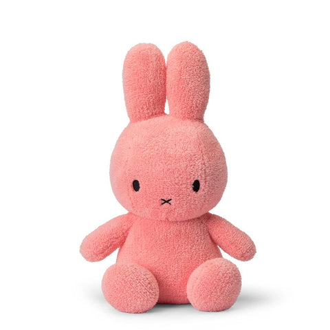 Miffy Large Terry Pink Soft Toy