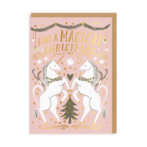 Magical Christmas Unicorns