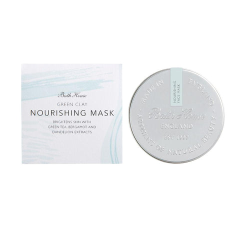Green Clay Nourishing Face Mask