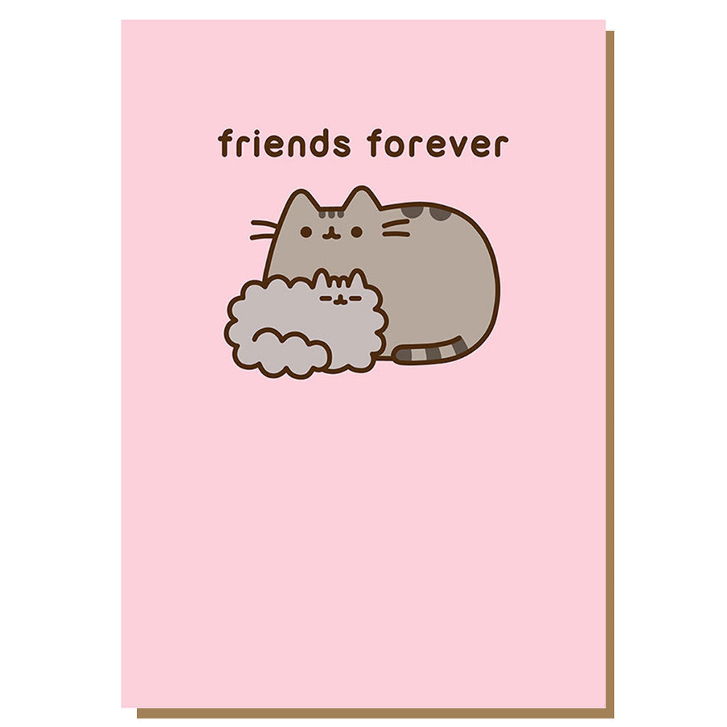 Friends Forever Pusheen