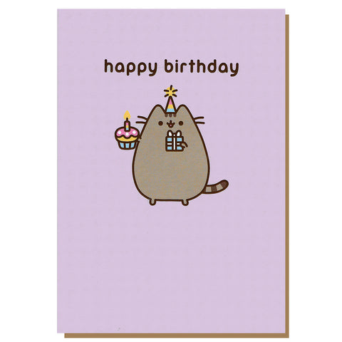 Happy Birthday Pusheen