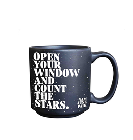 Count The Stars Espresso Mug