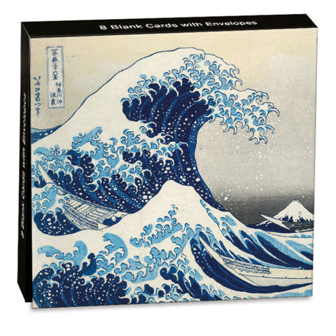 Under the Wave Mini Notecards