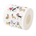 Botanical Christmas Pooch Toilet Roll