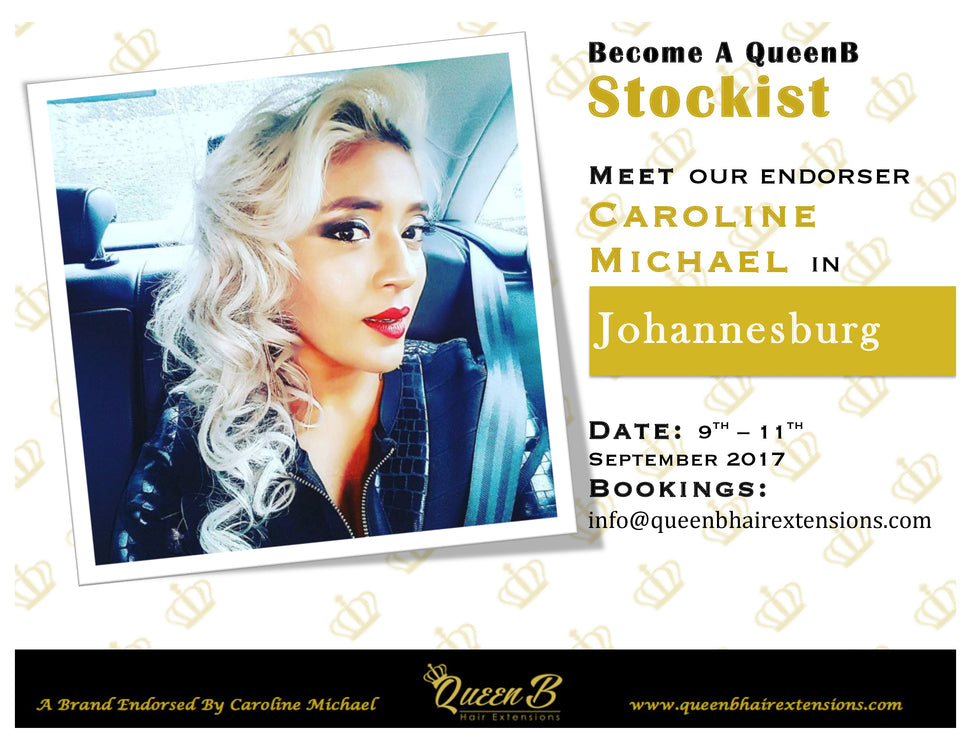 Become A QueenB Stockist | Johannesburg