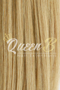 Summer Gold Dark Blonde - Tape In Hair Extensions