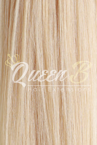 Vanilla Creme Light Blonde - Tape In Hair Extensions