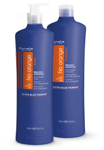 Fanola No Orange 1 Litre Duo Pack