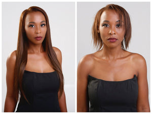 Maple (Lighter Brown) - Level 4 Clip In Hair