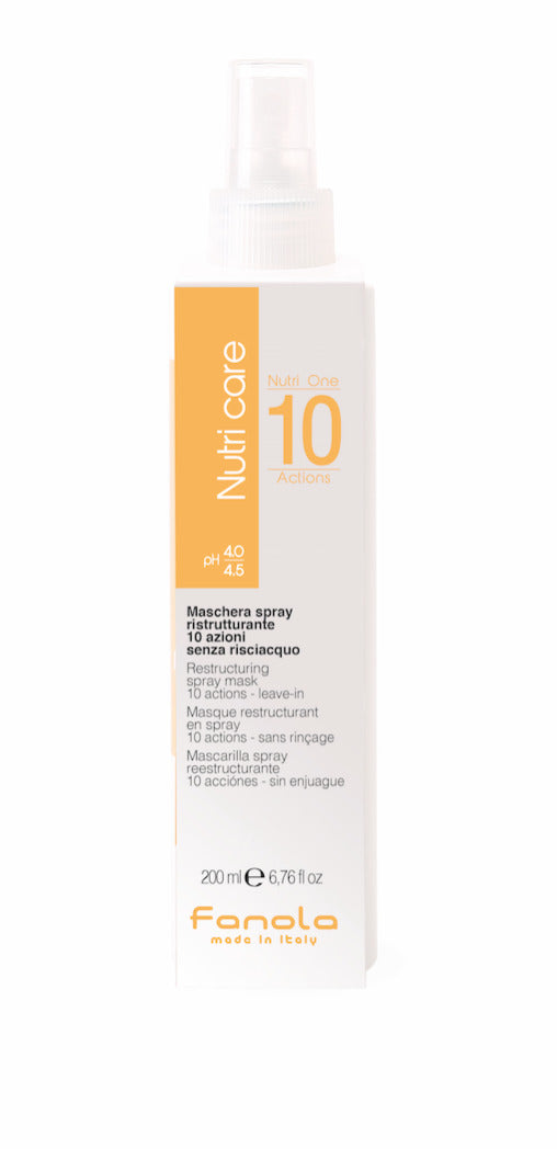Nutri Care - 10 Action Mask